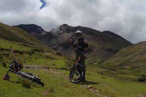 Cusco aktiv auf einer Mountainbike Tour in die Umgebung erleben