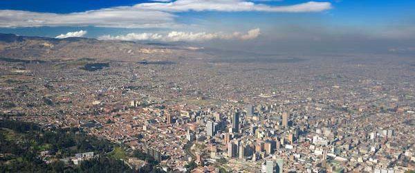 Cerro Monserrate bei Bogota