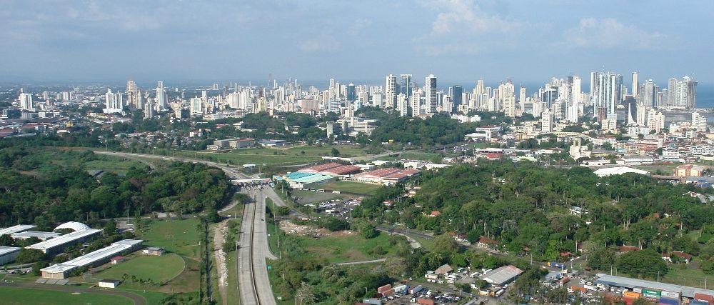 Panama Reise mit Panama City und Skyline