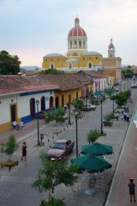 Granada in Necaragua