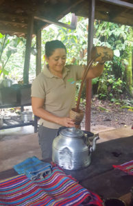 Kakaotour im Tirimbina Reservat mit Verkostung