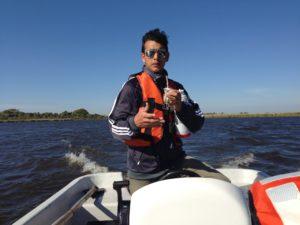 Bootstour durch die Sümpfen von Ibera