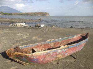 Strand von Ometepe