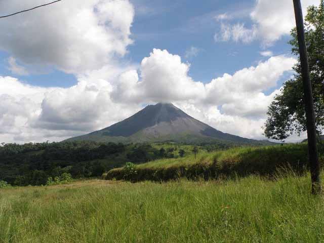 Wanderung im Vulkan Arenal Nationalpark