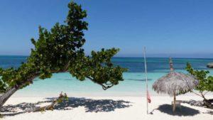 Im Westen Kubas finden Sie Traumstrände in Guardalavaca
