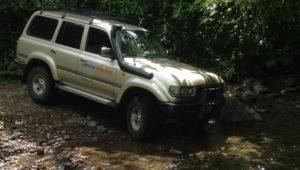 Offroad Abenteuer Costa Rica mit Driverguide