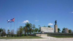 Che Guevara Denkmal n der Provinz Santa Clara