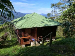 Santa Lucia Cloud Forest Lodge im Nebelwald