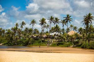 Küste bei Salvador