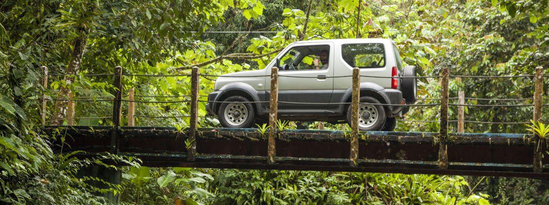 Mit dem FlexiVoucher Programm reisen Sie durch Costa Rica ohne fest gebucht Hotels