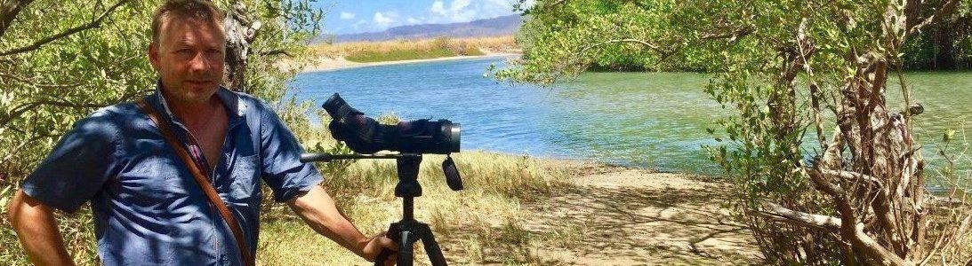 Costa Rica Naturreise mit Reiseleiter Stephan Martens