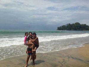 Karibikbesuch Costa Rica mit Kindern