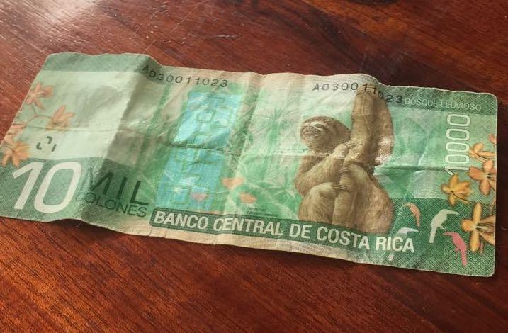 Costa-ricanische Währung