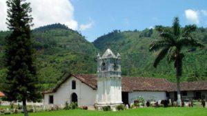 Kirche Orosi