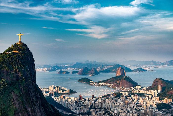 Bei Brasilien Reisen und Rundreisen ist die Copa Cabana fast ein Muss.