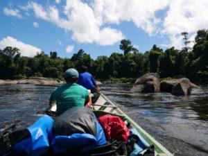 Kasikasima Tour Suriname Reise